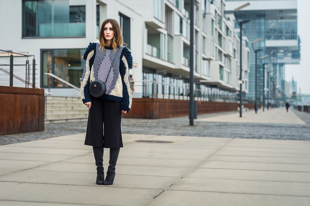 The time for knit sweaters   Lisa Fiege   The L Fashion