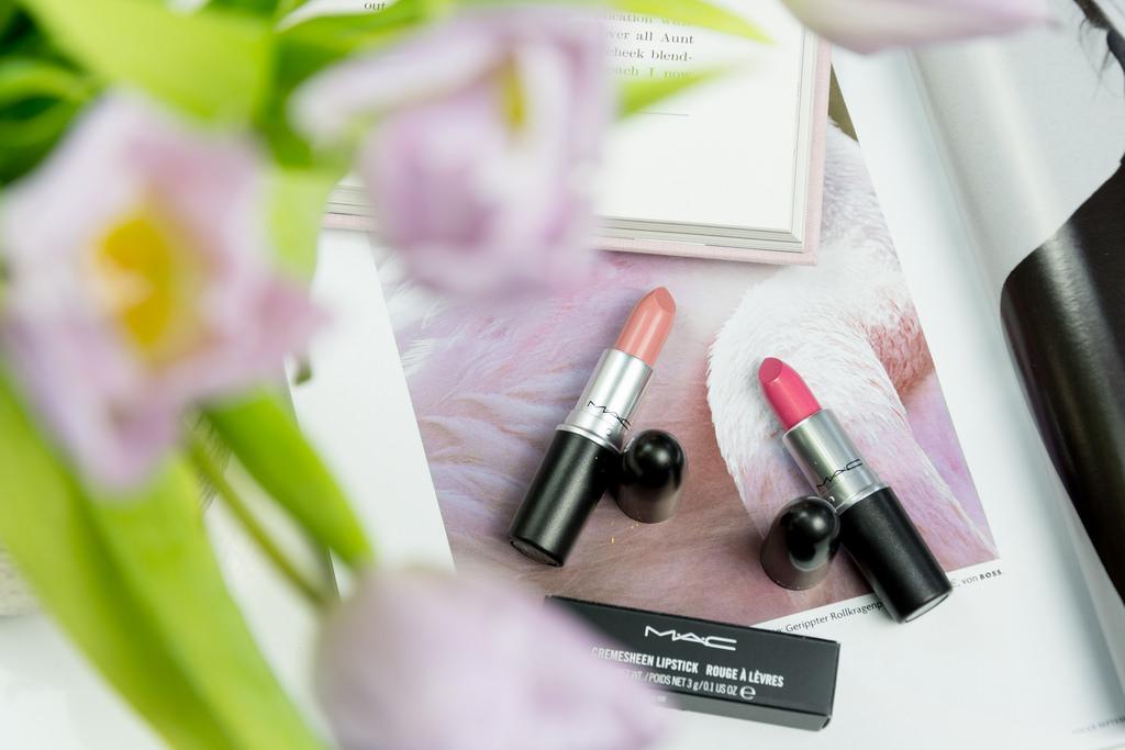 MAC Lipsticks   Lisa Fiege   The L Fashion