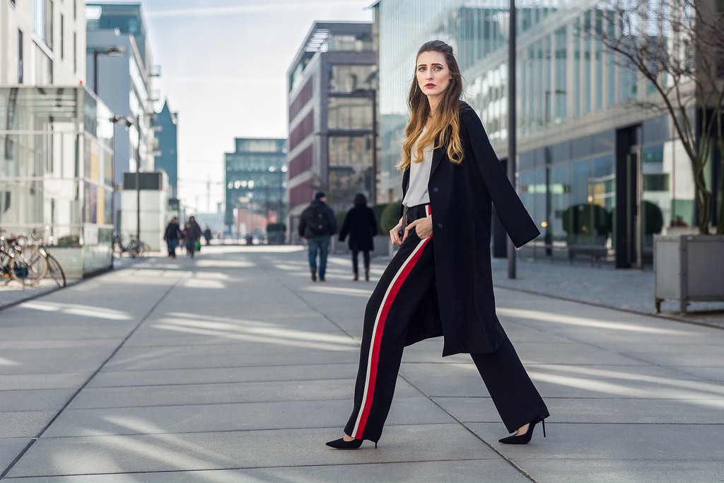 Get your black coat out | Lisa Fiege | The L fashion