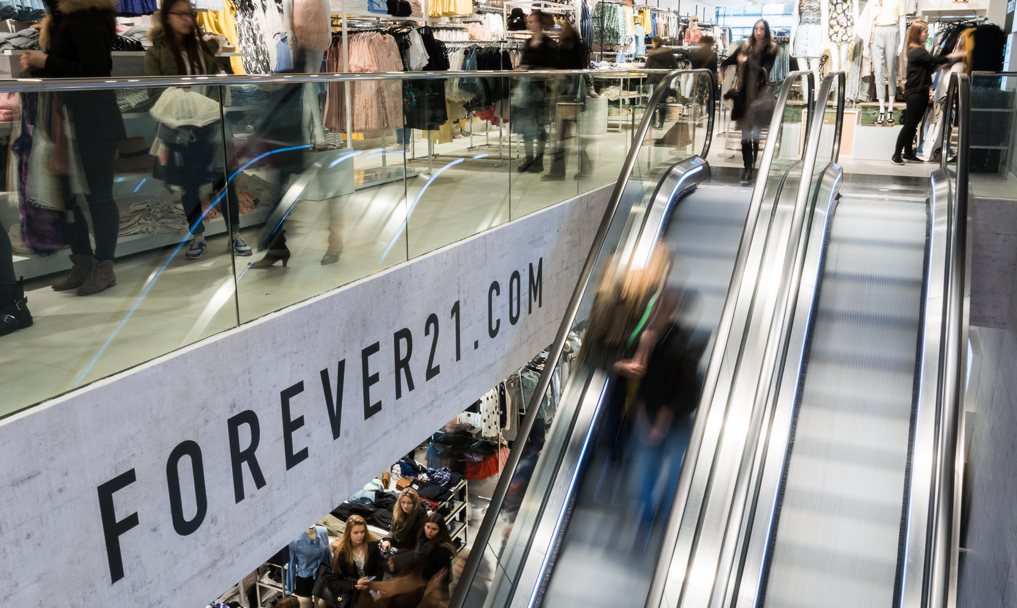 Forever 21 Store Opening | Düsseldorf | Lisa Fiege