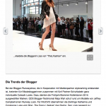 Publications | GDS Blogger Runway Show | The L Fashion | Lisa Fiege