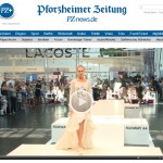 Publications | Pforzheimer Zeitung | August 2014 | Lisa Fiege