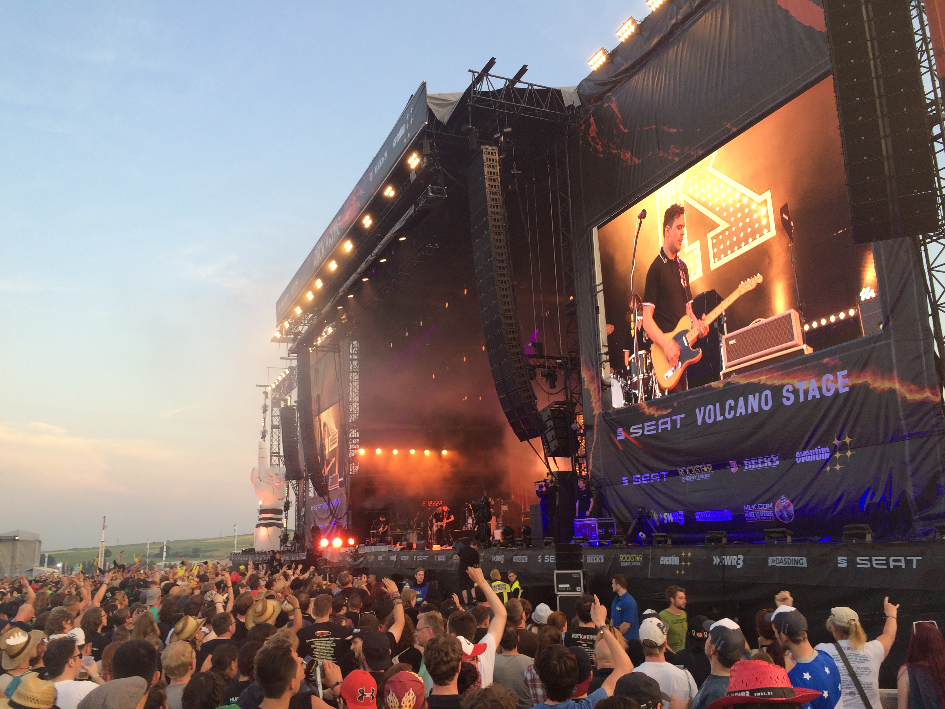 Rock am Ring in Mendig 2015 | Lisa Fiege