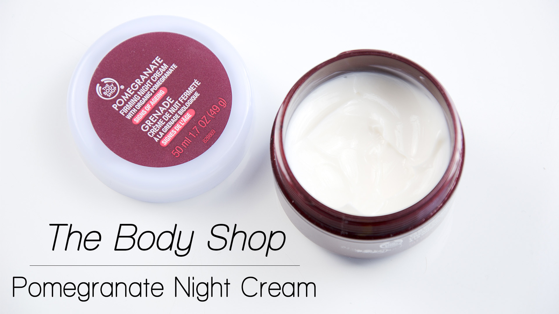 July Favorites | The Body Shop Firming Night Cream | Lisa Fiege
