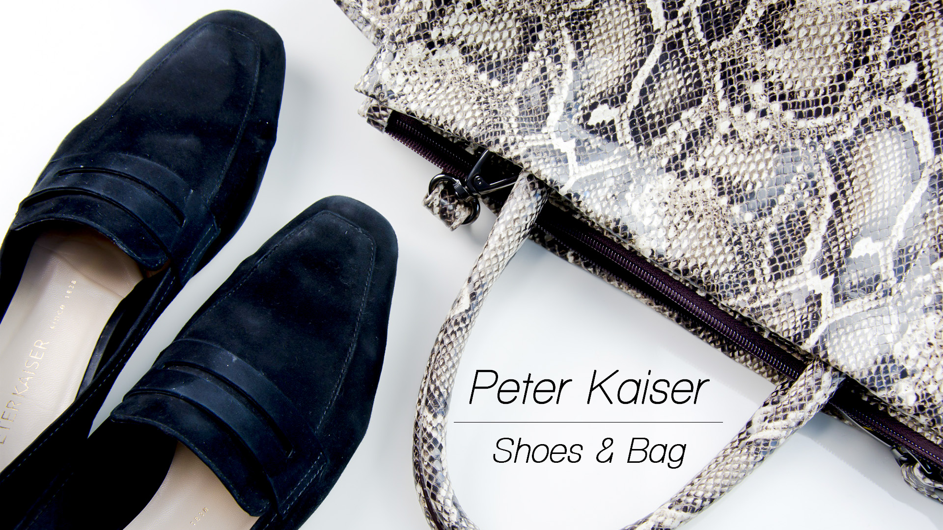 July Favorites | Peter Kaiser Shoes & Bag | Lisa Fiege