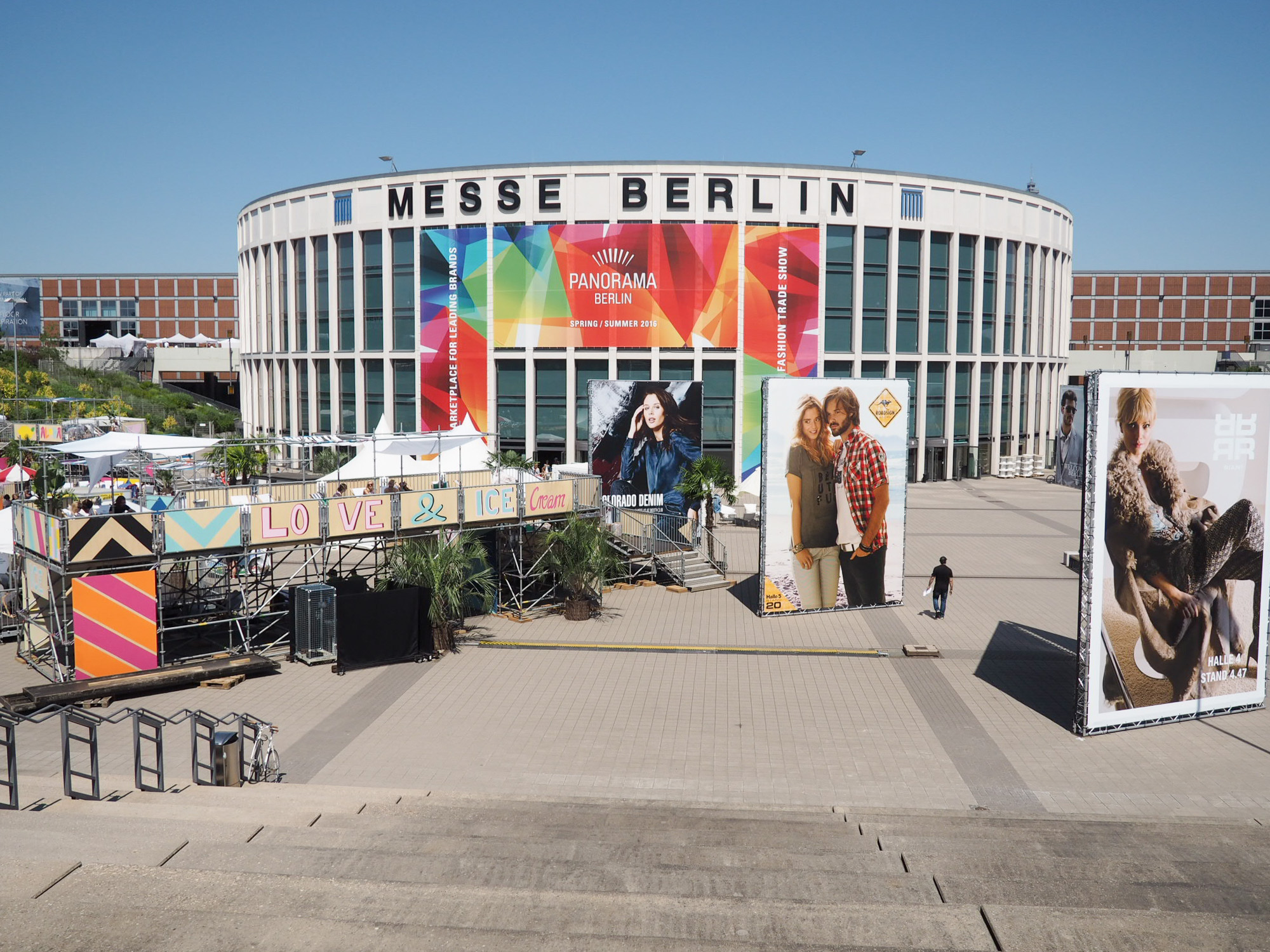 Mercedes Benz Fashion Week Berlin | Lisa Fiege