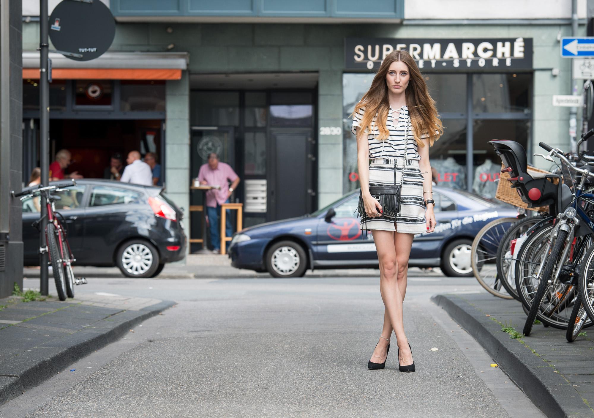 Topshop Zalando Look | Lisa Fiege
