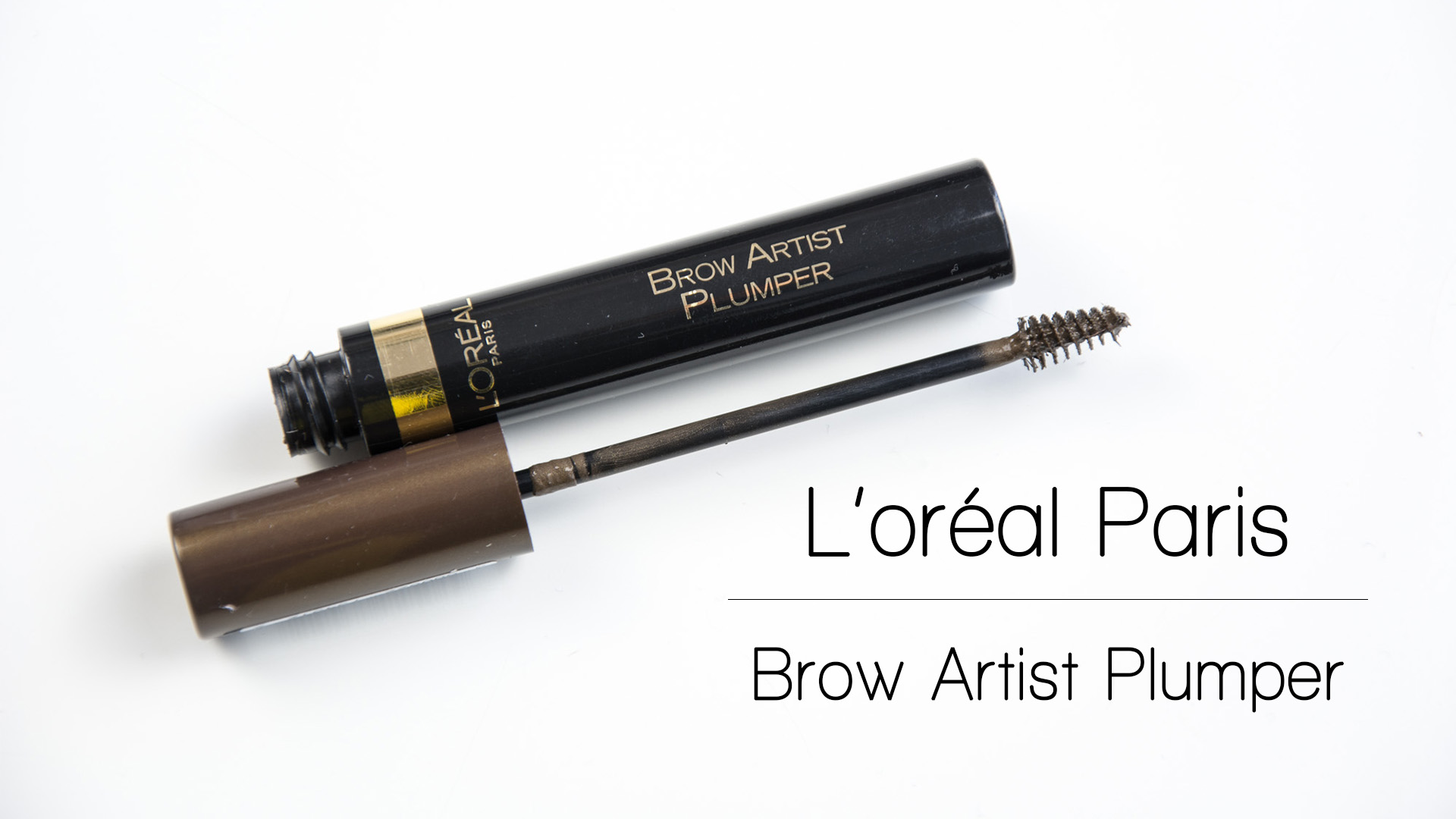July Favorites | L'oréal Brow Artist Plumper | Lisa Fiege