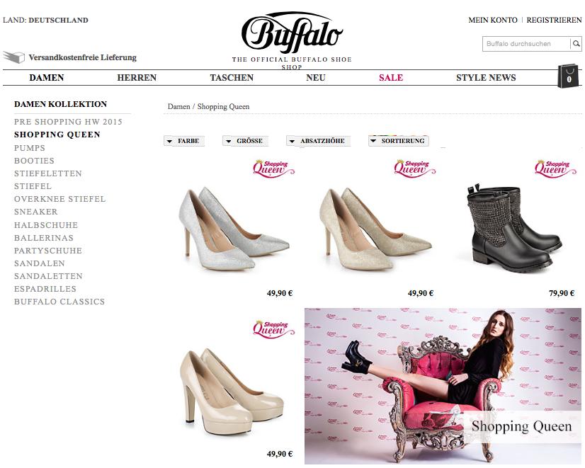 Buffalo_ShoppingQueen_OnlineShop
