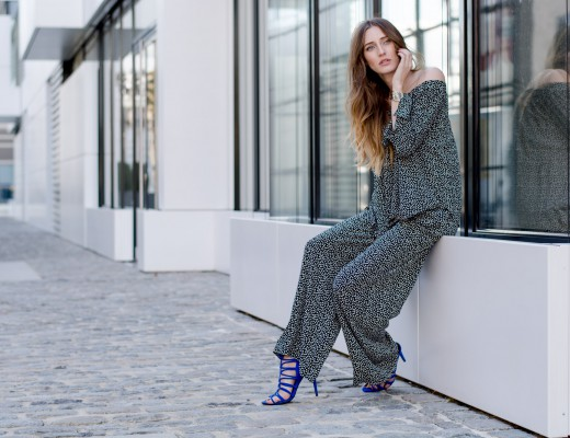 Pyjama inspired Trend Look | Lisa Fiege