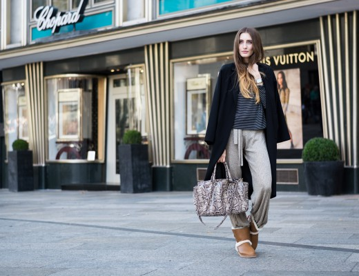 UGG Australia Fall Day | Lisa Fiege