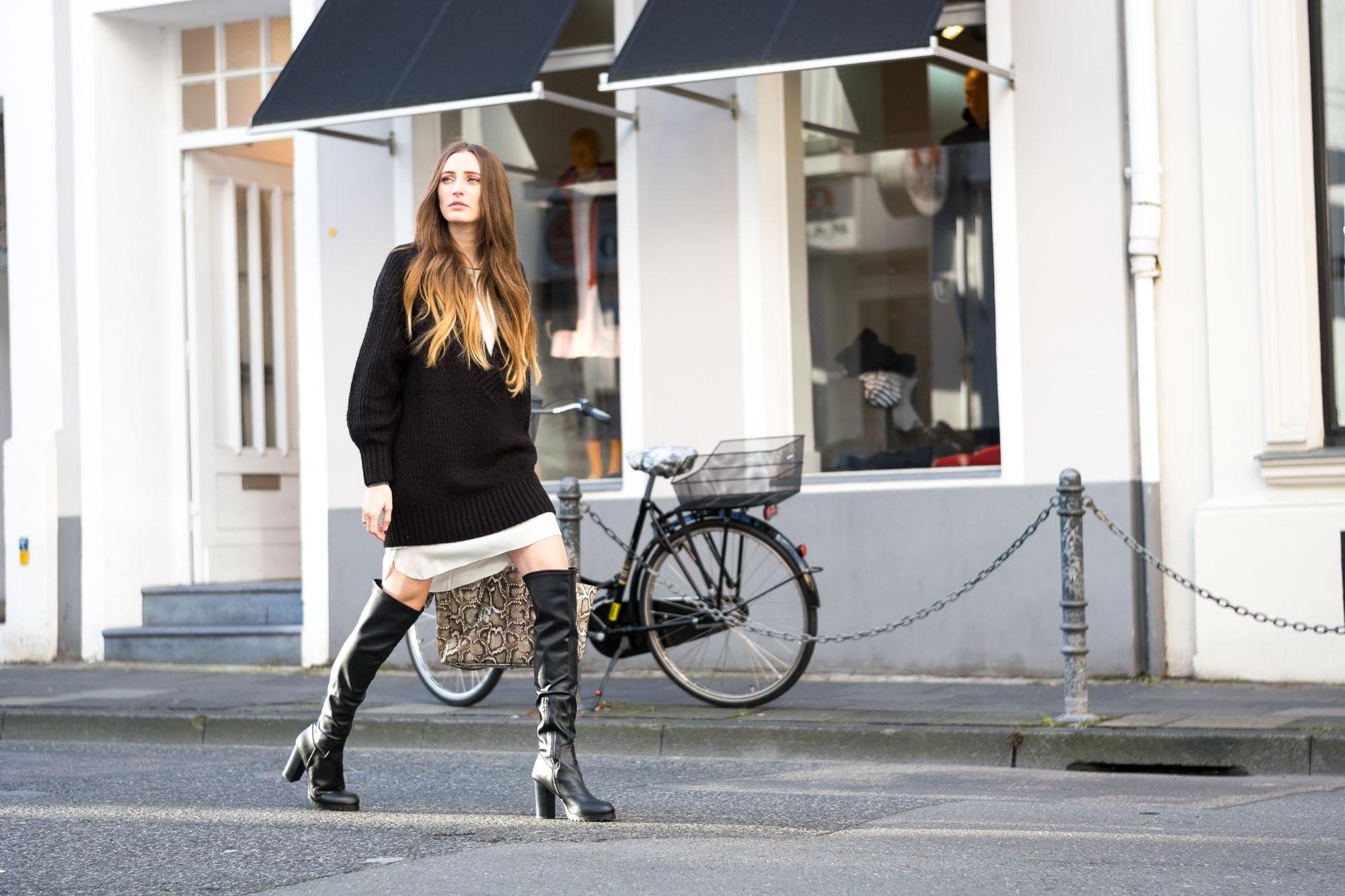 Overseen Boots by Buffalo Boots | Lisa Fiege