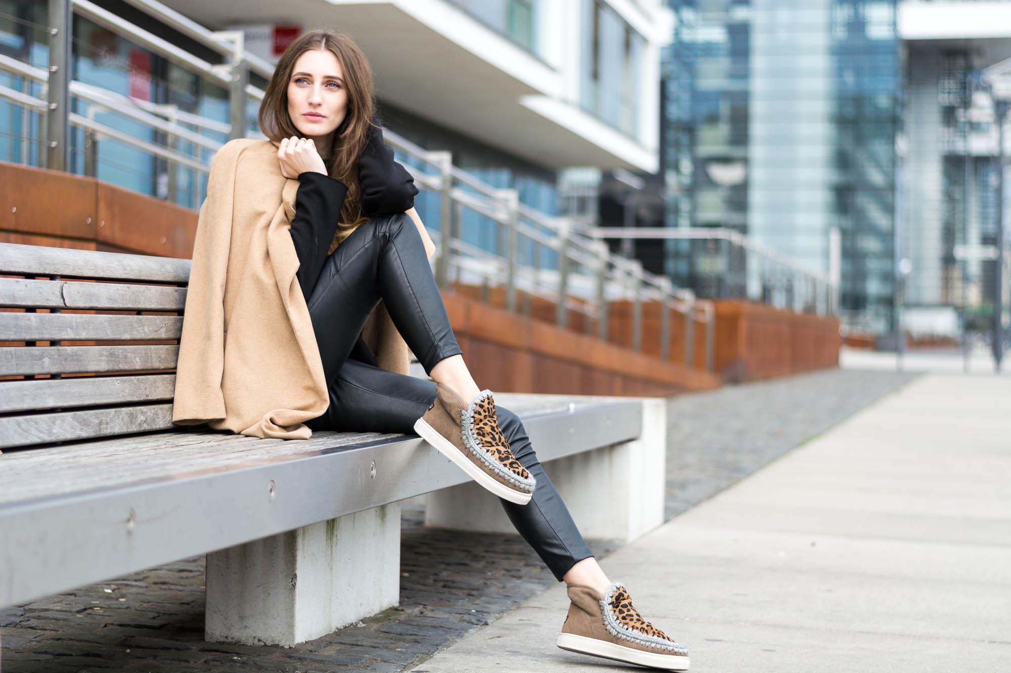 Mou Eskimo Sneaker Boots | Lisa Fiege