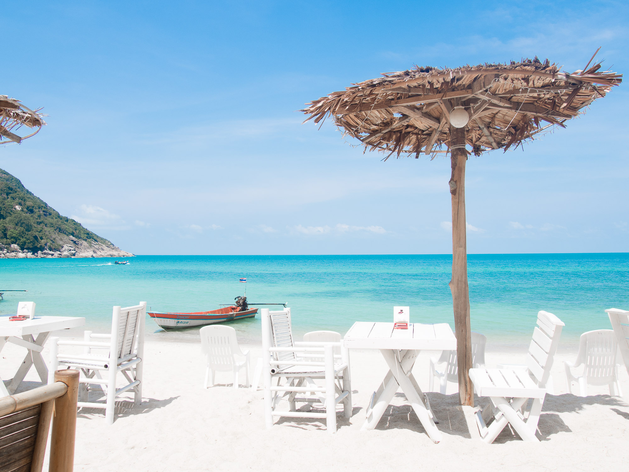 Bottle Beach Koh Phangan | Lisa Fiege