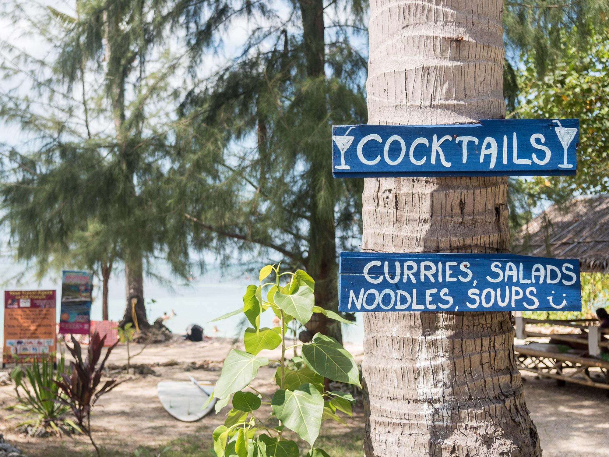 Secret Beach Koh Phangan | Lisa Fiege