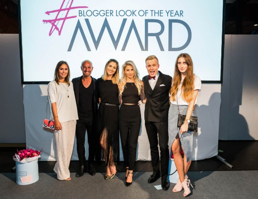 Blogger Look of the Year Award | Lisa Fiege