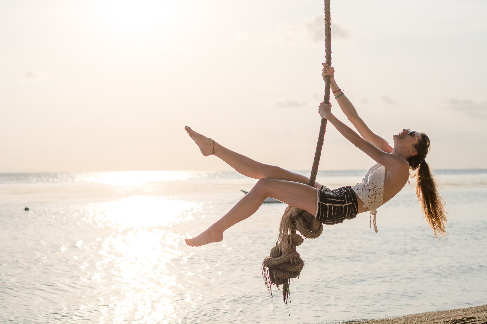 Best Sunset on Koh Phangan | Lisa Fiege