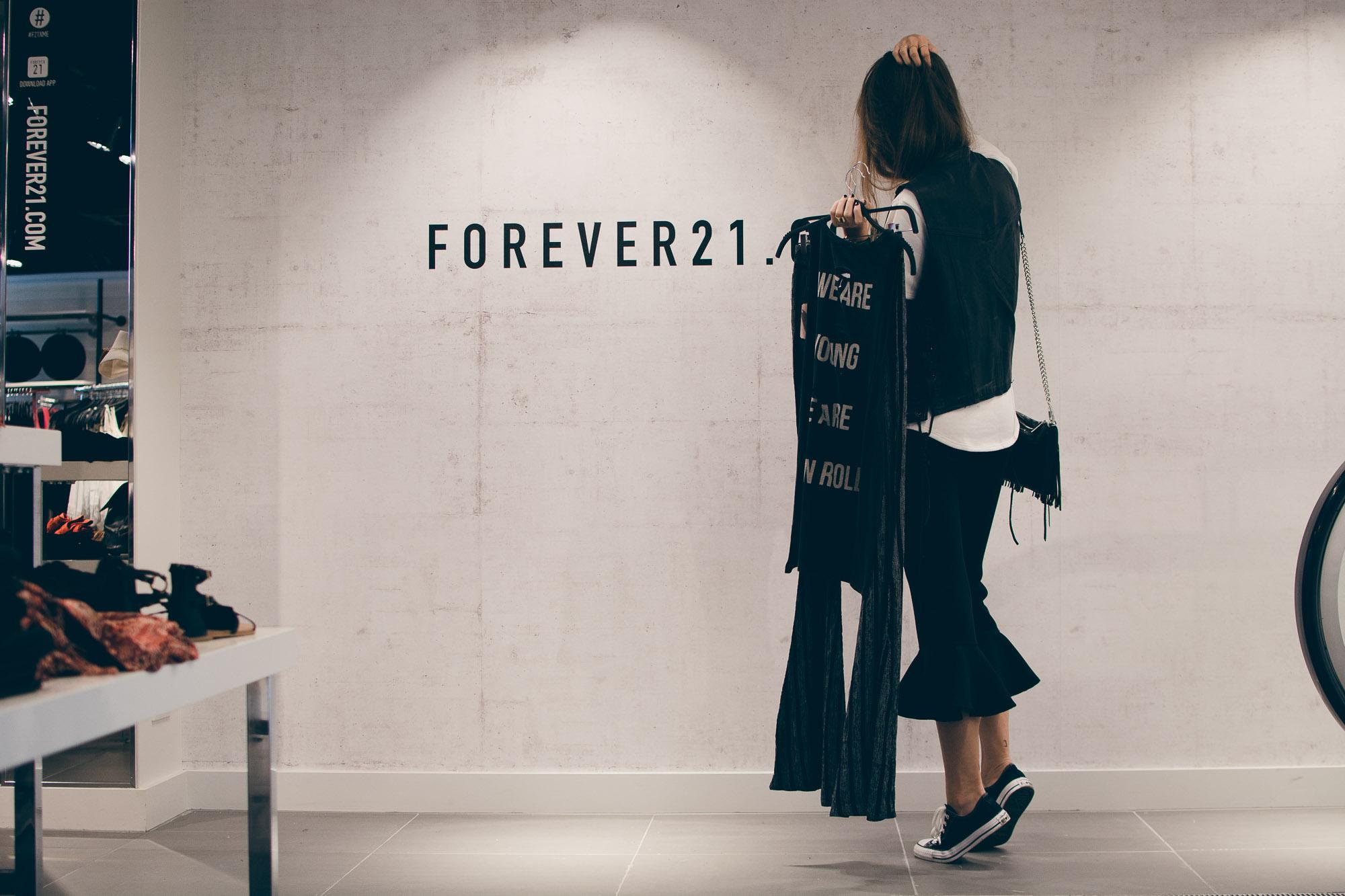 Forever 21 Dortmund Store Opening | Lisa FIege
