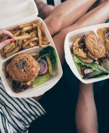 Deliveroo Date Night | Lisa Fiege