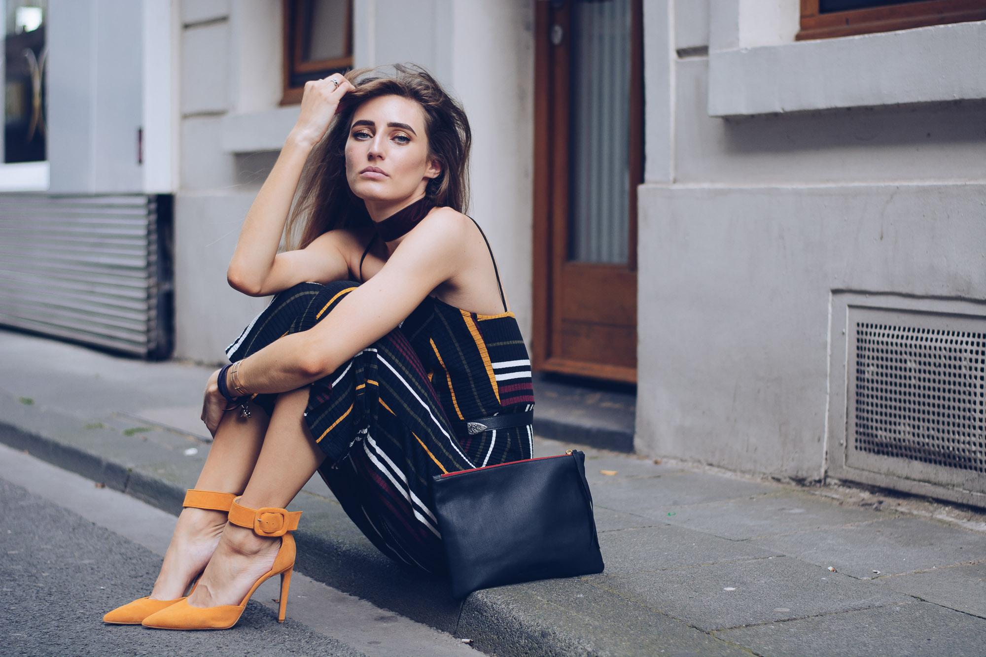 Stradivarius Jumpsuit | Lisa Fiege