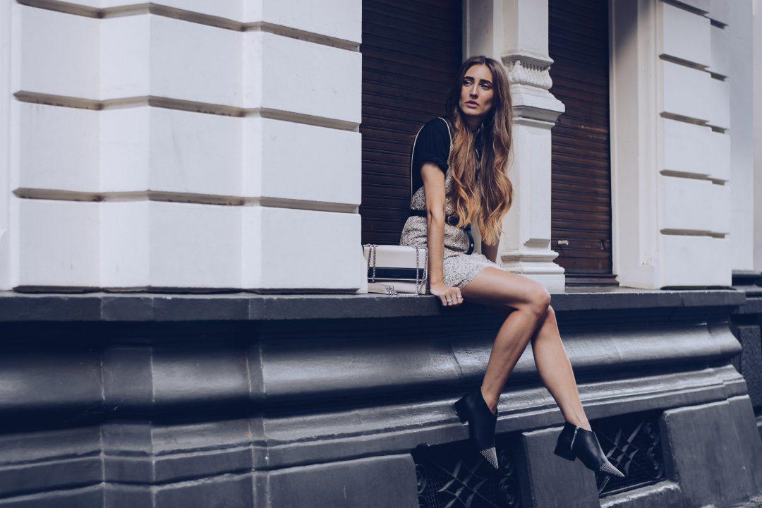 Studded Booties by Buffalo | Lisa Fiege