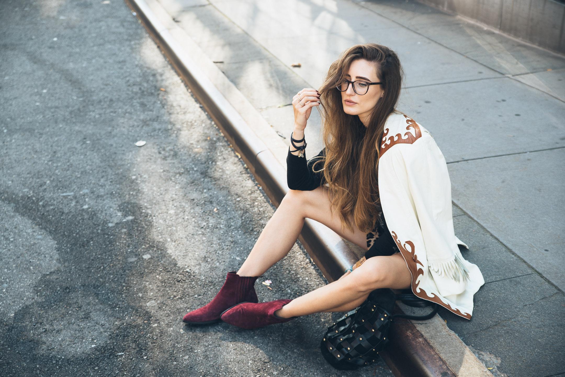 Buffalo Chelsea Boots | Lisa Fiege