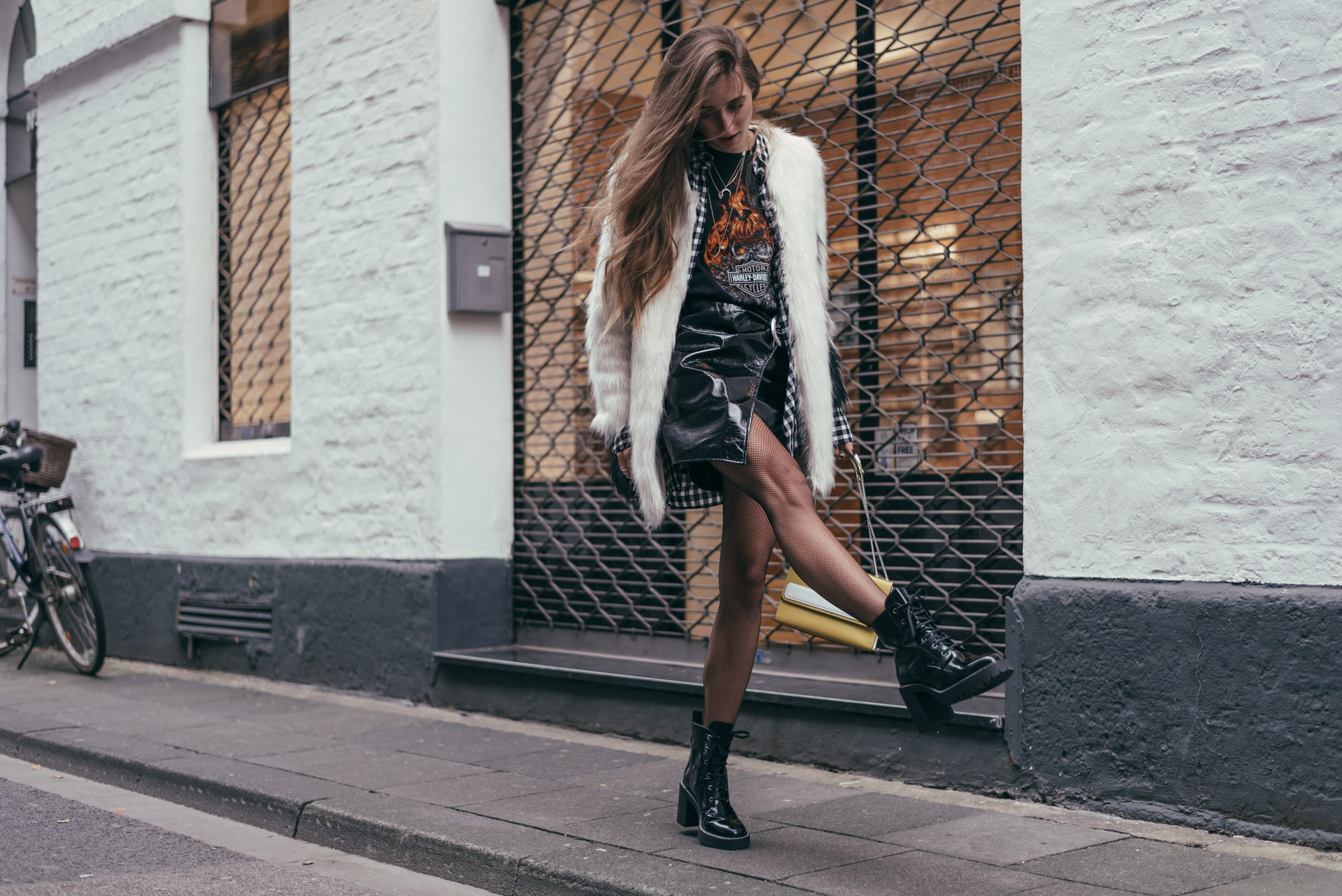 How to style Patent Leather | Lisa Fiege