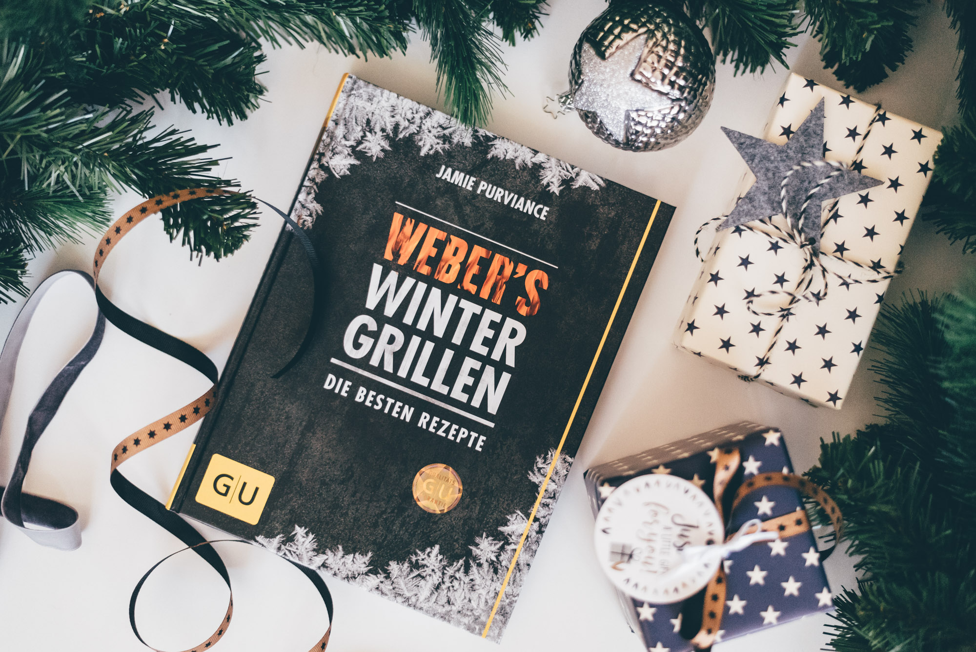 Christmas Gift Guide for Him   Weber Winter BBQ   Lisa Fiege