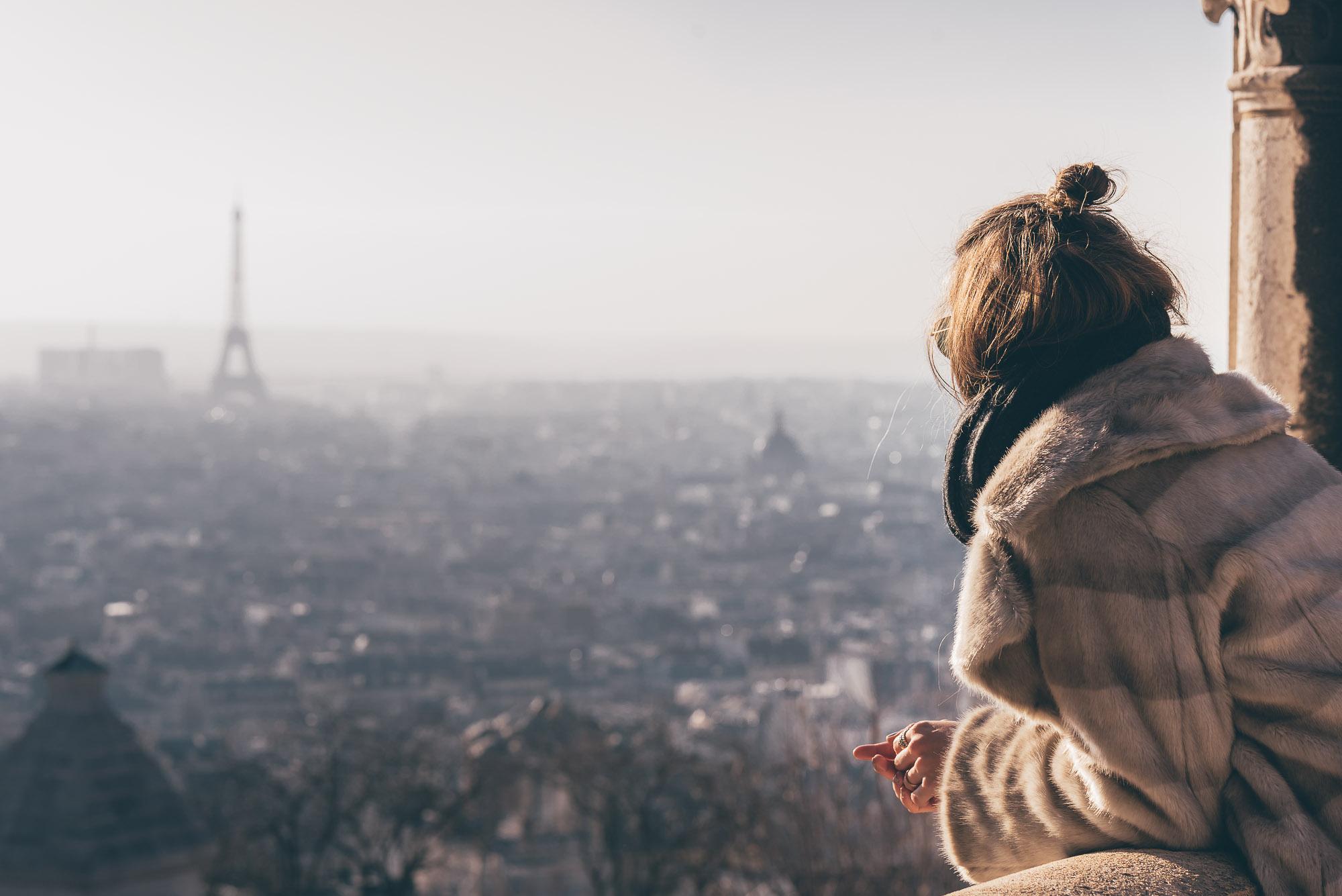 Sacré-Cœur de Montmartre | Lisa Fiege