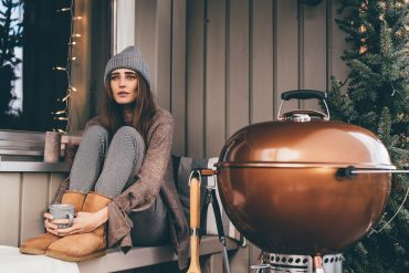 Weber Winter BBQ | Lisa Fiege