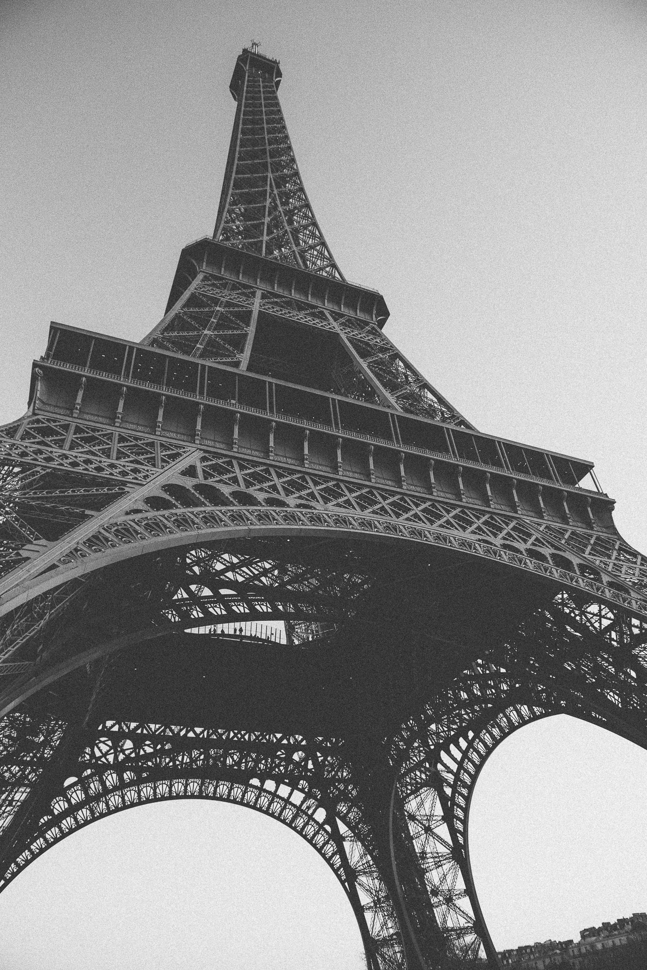 Eiffel Tower Paris | Lisa Fiege