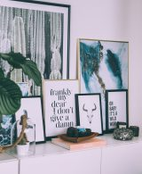 How to easy Gallery Wall with Desenio   Lisa Fiege