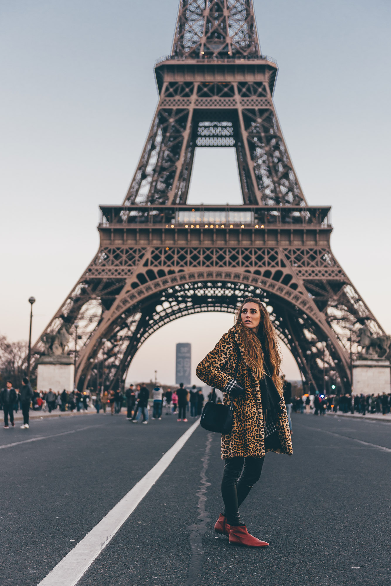 La Tour Eiffel | Eiffel Tower | Lisa Fiege