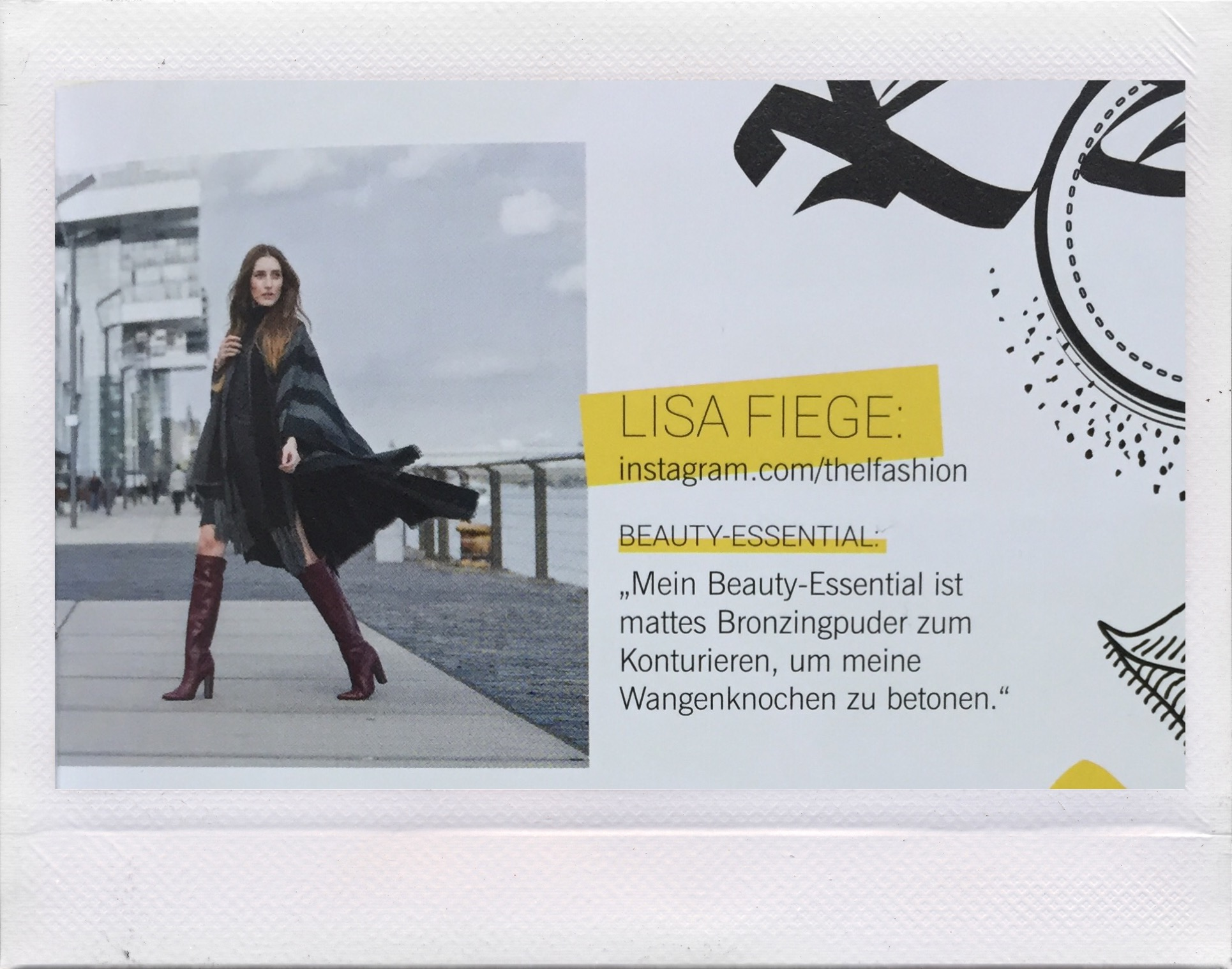 Glossybox Magazin | Urban Edition | Lisa Fiege
