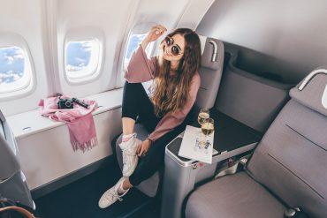 Lufthansa FlyingLab New York | Lisa Fiege