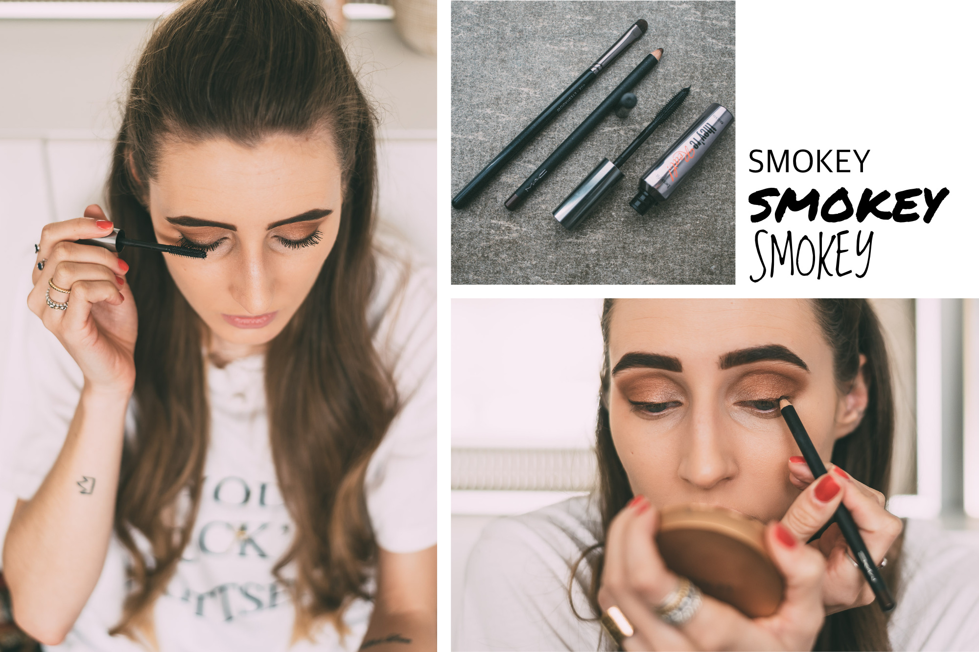 Smokey Eyes | Date Night Make-up | Lisa Fiege