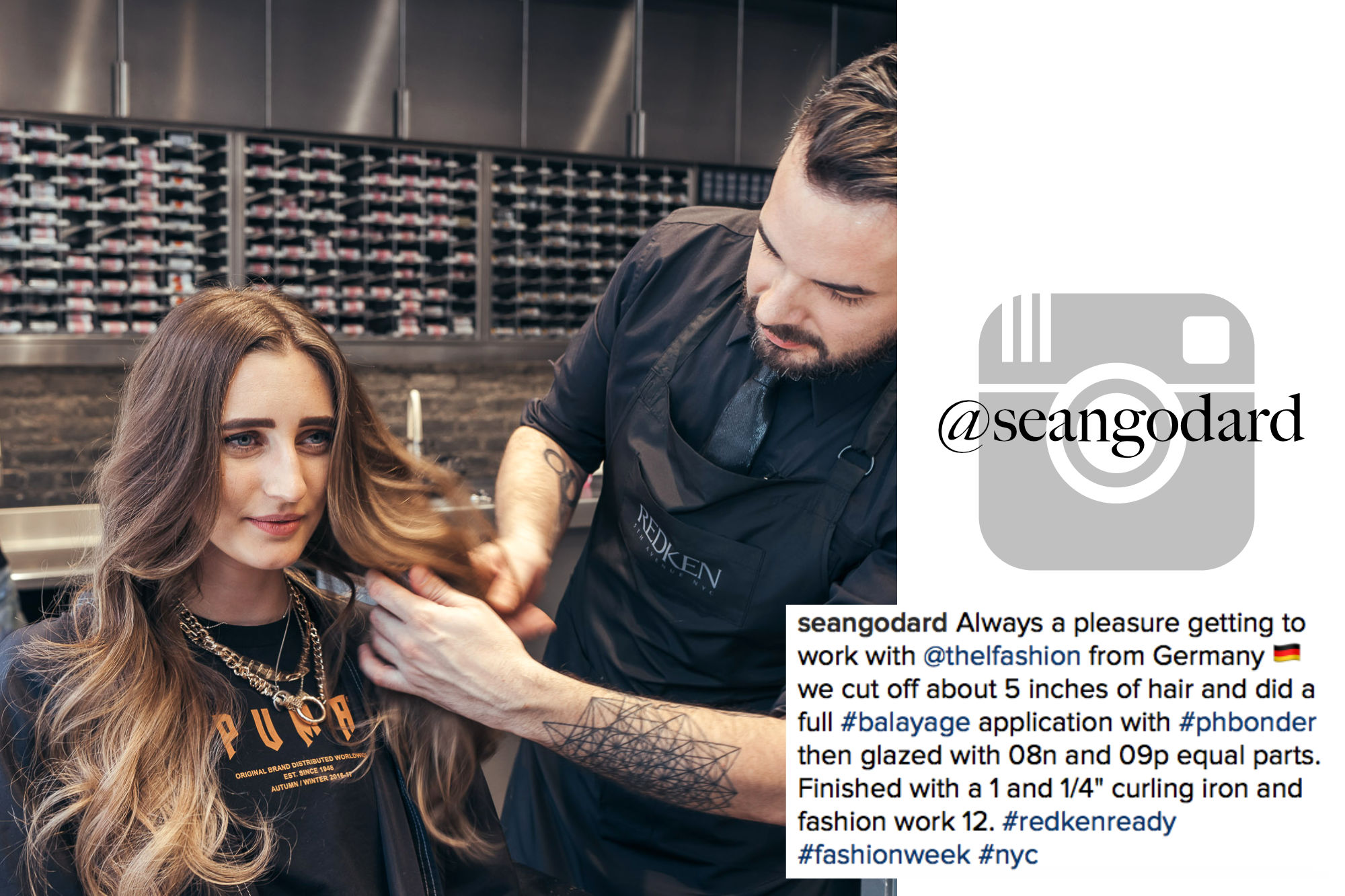 Redken Exchange New York | Lisa Fiege