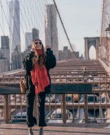 Brooklyn Bridge New York City   Lisa Fiege