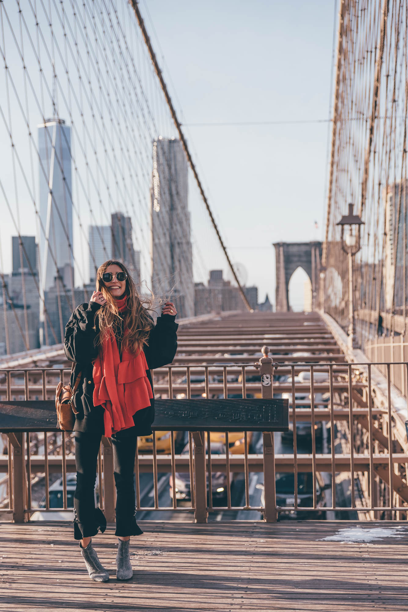 Brooklyn Bridge New York City | Lisa Fiege