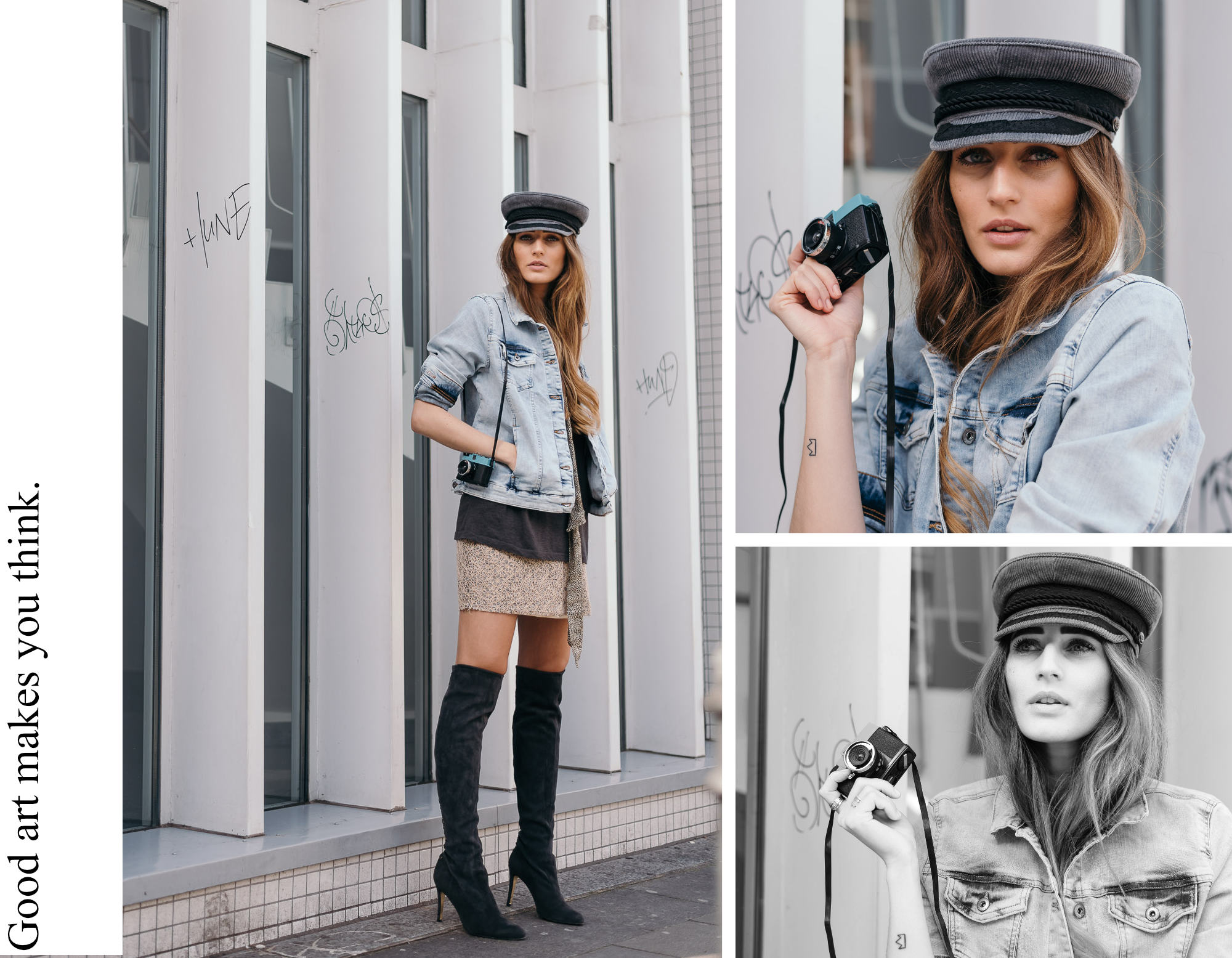 Esprit #ImEsprit Campaign | Lisa Fiege