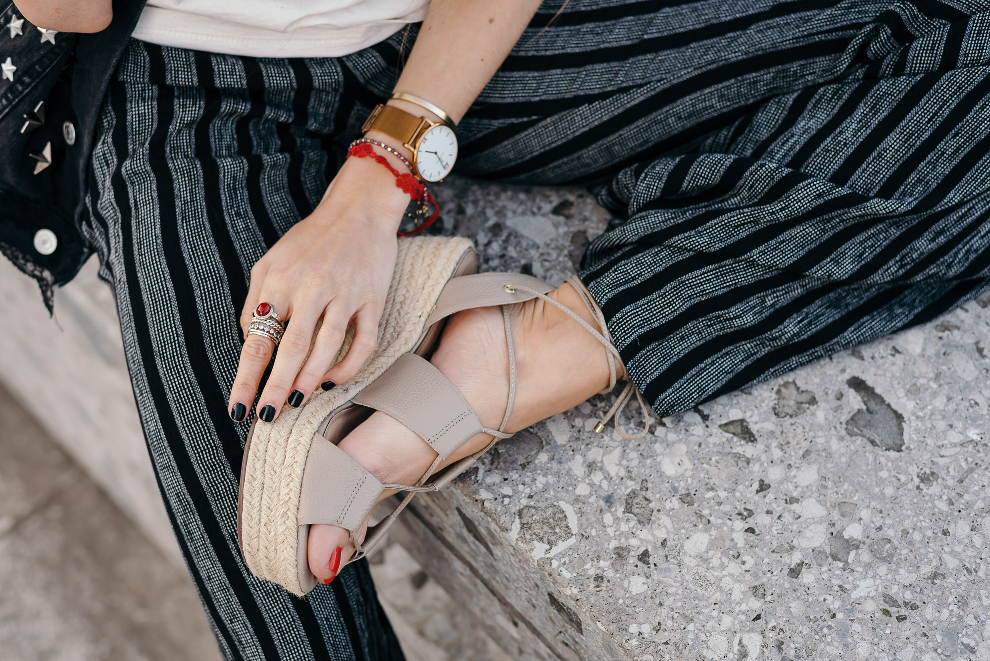 Buffalo Plateau Sandals | Lisa Fiege