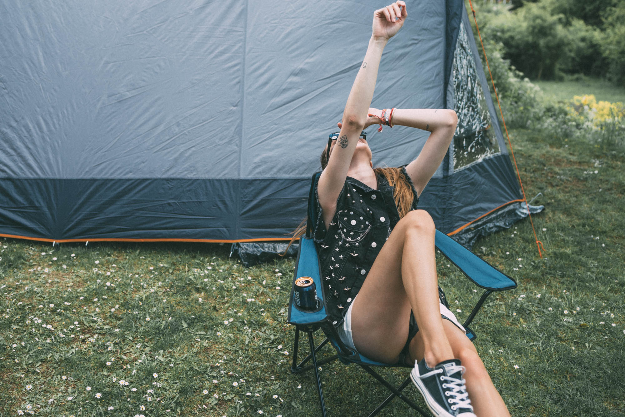 Festival Camping Tips | Lisa Fiege