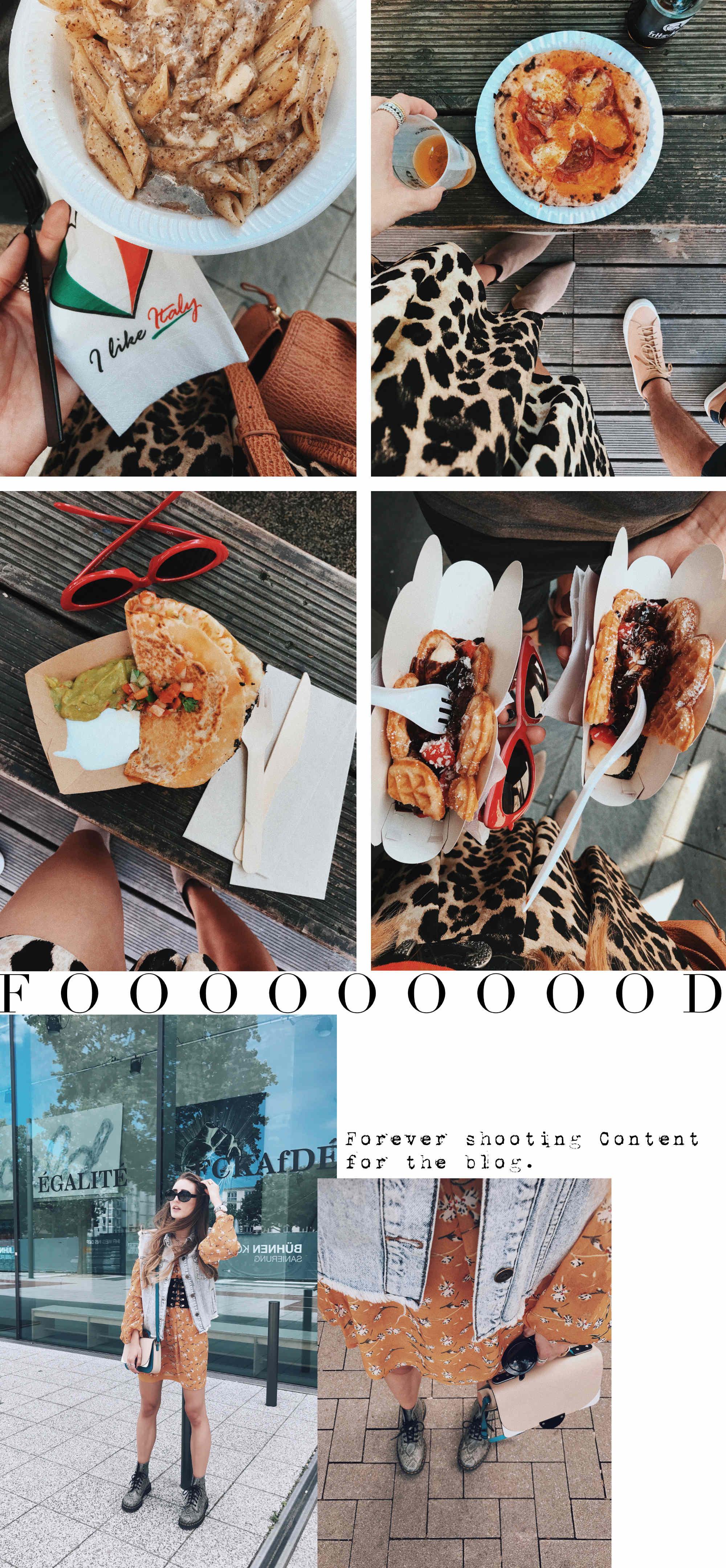 Vlog | Food Coma & Festival Photoshoot | Lisa Fiege