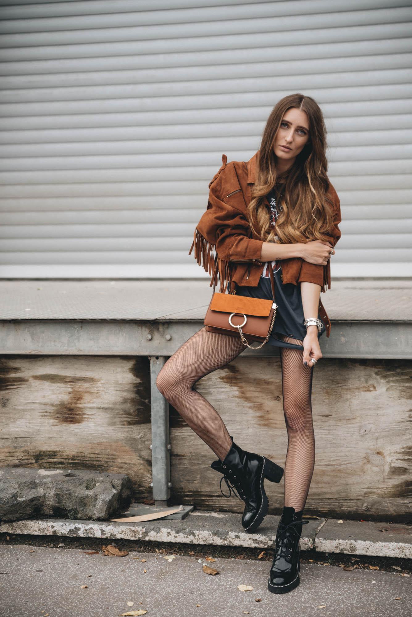 Fashionette Chloé Faye Tobacco | Lisa Fiege