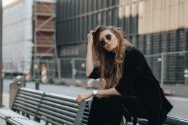 Jake*s Black Velvet Suit | Lisa Fiege