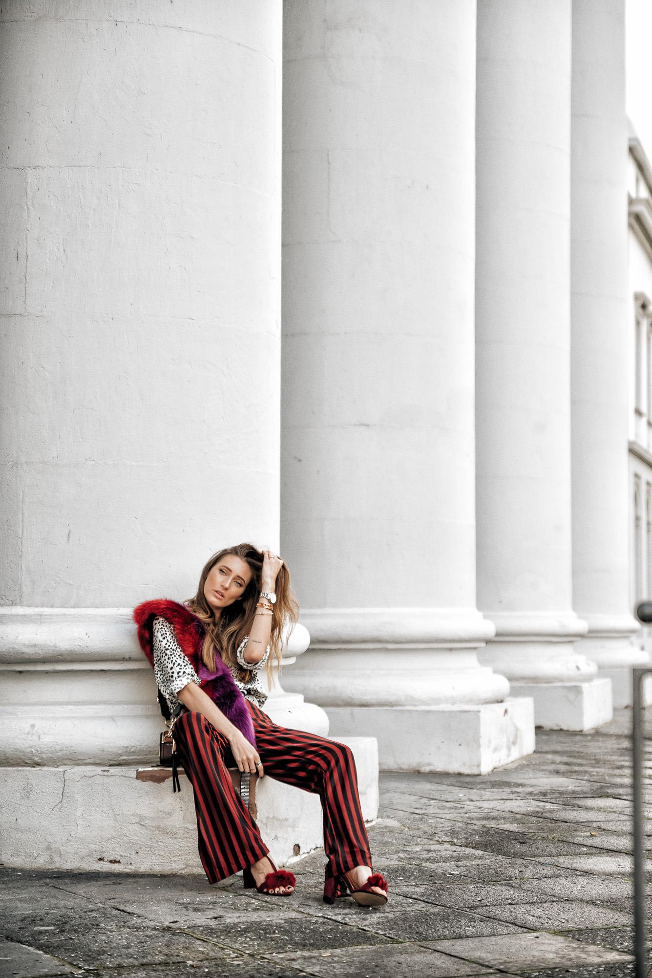 Christmas Outfit Buffalo | Lisa Fiege