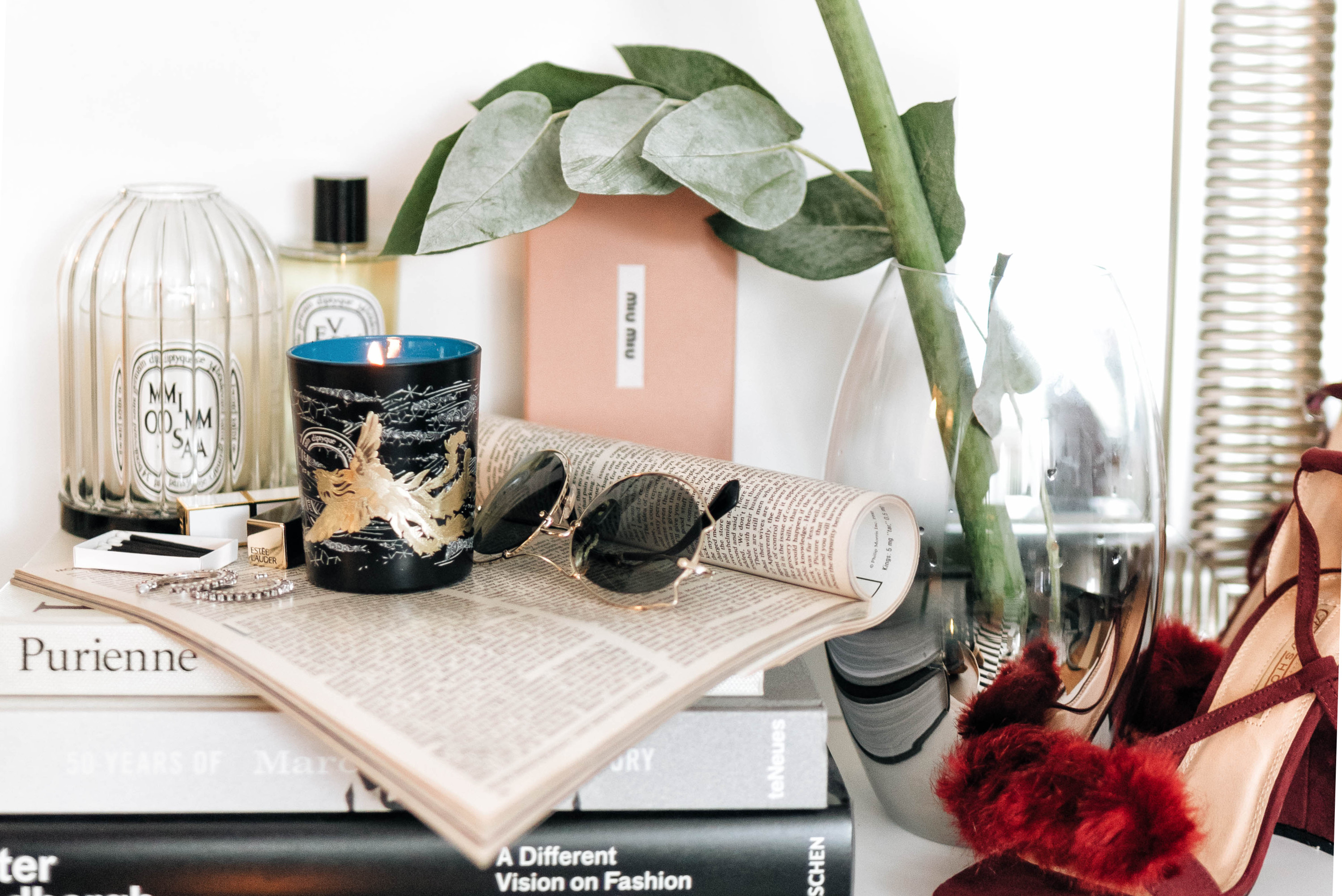Diptyque Holiday Collection | Lisa Fiege