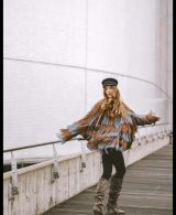 Fringe Jacket | Lisa Fiege
