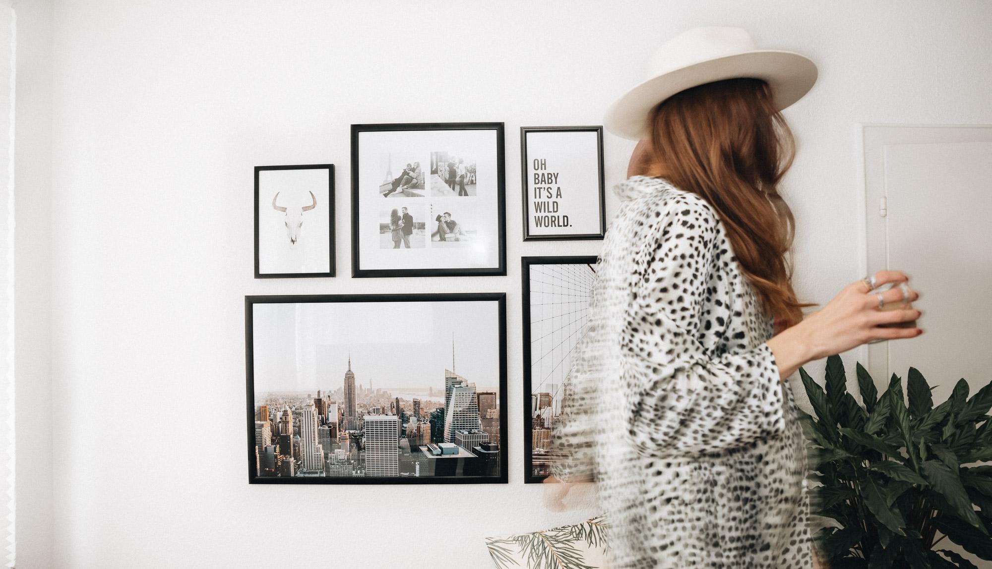 Gallery Wall Cheerz | Lisa Fiege
