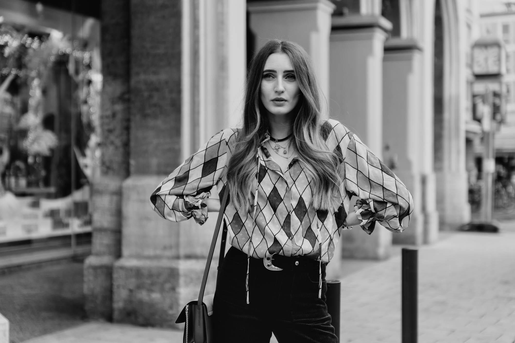Corduroy Comeback | Lisa Fiege